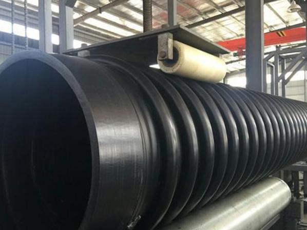 HDPE高密度聚乙烯缠绕结构增强管(B型)